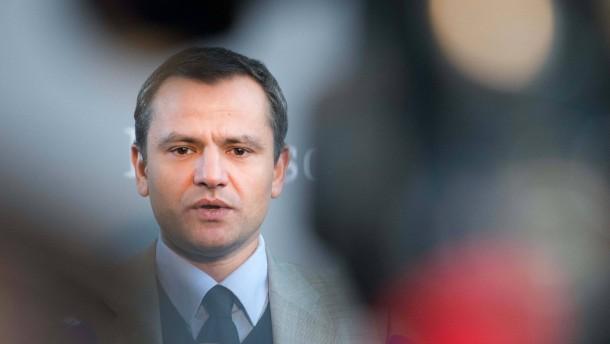Edathy raubt der SPD den Frieden
