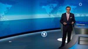 Jan Hofer muss Sendung abbrechen