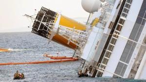 Die schwierige Bergung der Costa Concordia