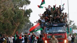 Wahl in Libyen bis nächsten Juni