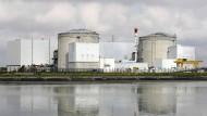 Das Atomkraftwerk Fessenheim am Rhein ist das älteste und effizienteste AKW Frankreichs, das noch am Netz ist.
