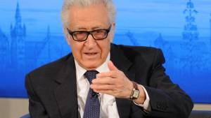 Brahimi: Wir haben nichts erreicht
