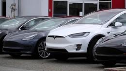 Deutscher Produktionschef verlässt Tesla