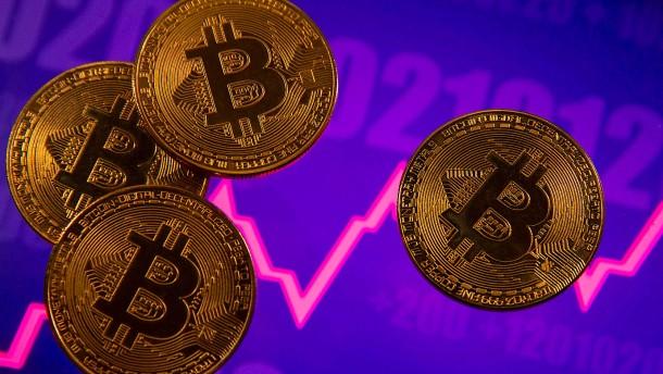 Notenbanken sehen in Bitcoin keine Konkurrenz