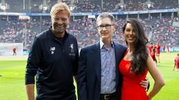 Der überschwängliche Eigentümer des FC Liverpool