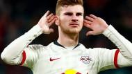 """""""Ich bin gewissermaßen auch ein Mittelfeldspieler, der aber auch im Sturm eingesetzt wird"""": Timo Werner"""