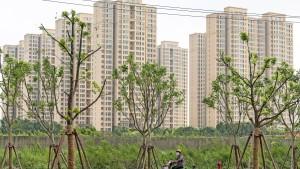 Chinas teurer Traum vom Wohnungskauf