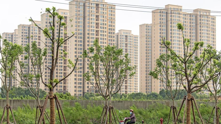 Kaum noch erschwinglich: Ein eigenes Apartment in Schanghai