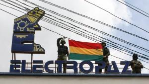 Bolivien verstaatlicht Tochterfirmen von spanischem Energiekonzern