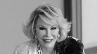 """In ihrer TV-Show """"Fashion Police"""" machte sich Joan Rivers über schlecht gekleidete Prominente lustig"""