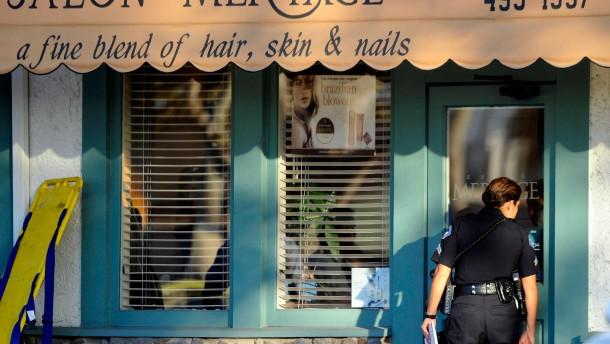 Mehrere Tote nach Schießerei in Kalifornien