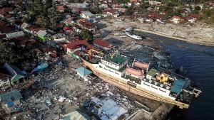 Erdbeben brach Tempolimit