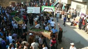 Flucht aus Damaskus