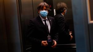 Puigdemont in Sardinien festgenommen