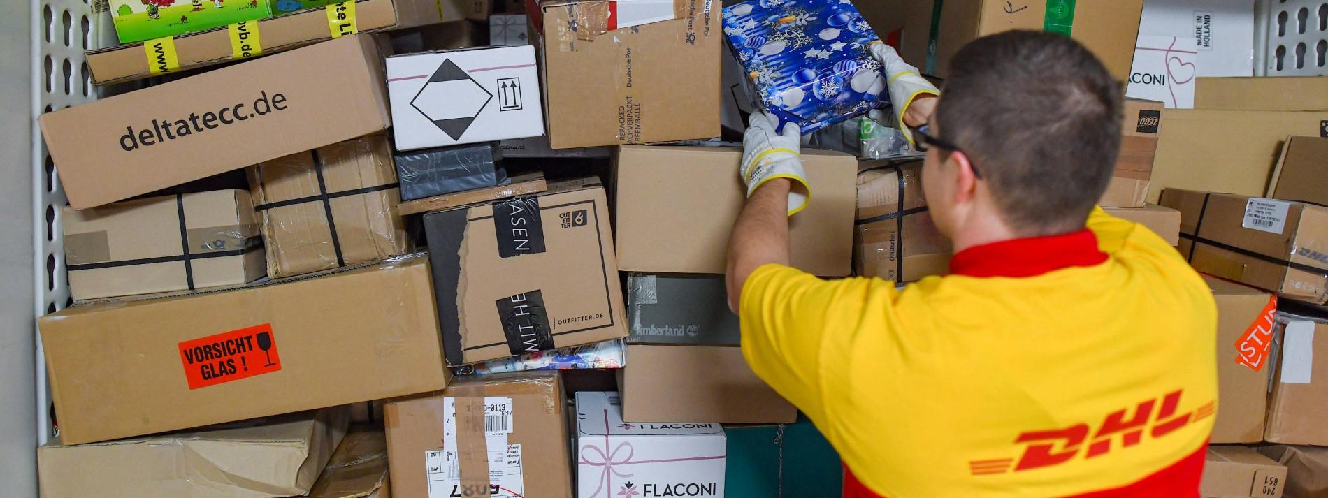 Deutsche Post setzt auf Online-Boom