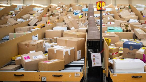 Ärger mit Paketen und Briefen