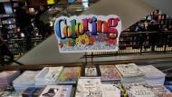 """""""Adult coloring"""" bringt vielen steigende Umsätze ein."""
