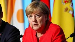 """Merkel will """"Zukunftsperspektiven für Menschen in Afrika"""" schaffen"""