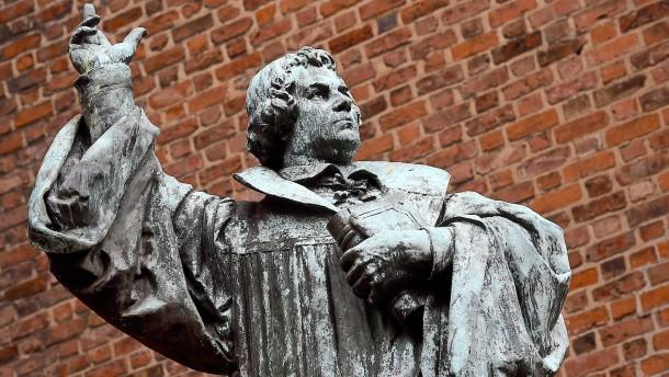 Luther feiern