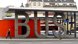 Mehr als 14.000 illegale Einreisen mit Bus und Bahn