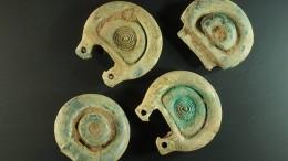 Zaumzeug aus der Bronzezeit