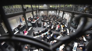 Neuwahl in Niedersachsen am 15. Oktober