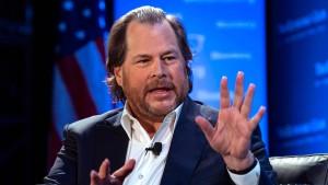 Salesforce-Gründer teilt gegen SAP aus