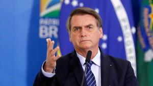 Bolsonaro schlägt neuen Generalstaatsanwalt vor