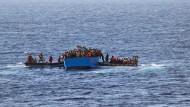 Keine verbindliche Quote für Flüchtlinge
