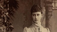 Porträt der Großfürstin Jelisawjeta Fjodorowna (1864-1918), Prinzessin Elisabeth von Hessen-Darmstadt