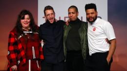Vier Künstler teilen sich den Turner-Preis
