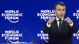 Macron kämpft um Brexit-Banken