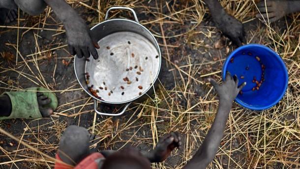 Eine Welt ohne Hunger bis 2030