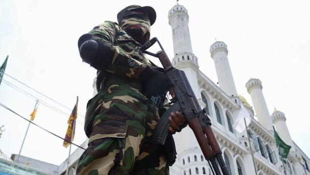 Identität der Attentäter in Sri Lanka zweifelsfrei geklärt