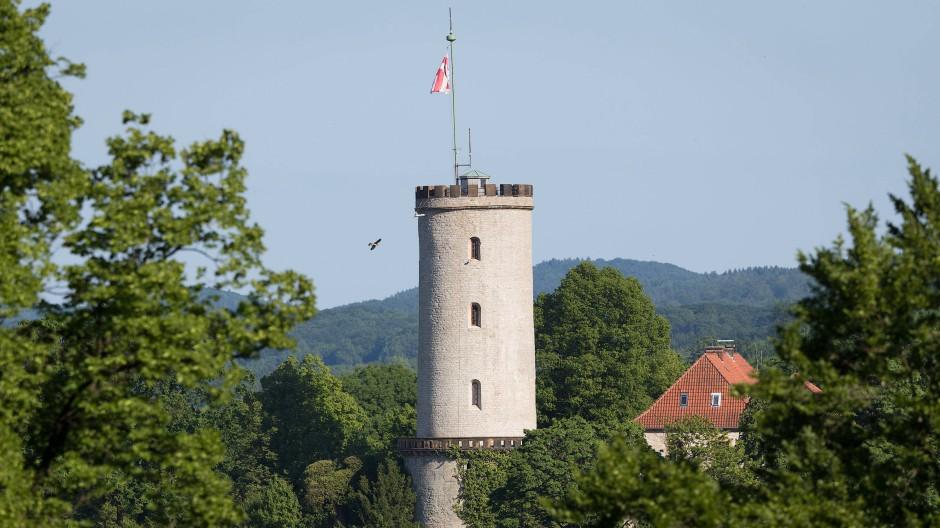 """""""Das Besondere an Bielefeld ist, dass es nichts Besonderes hat"""", abgesehen von der Sparrenburg natürlich."""