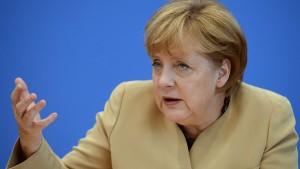 Merkel gegen öffentliche Vorführung des islamfeindlichen Films
