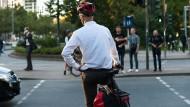 Trend zum Radfahren längst nicht in allen Großstädten
