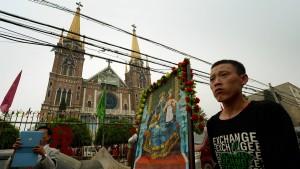 Jesus Christus, Marx und Xi Jinping