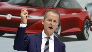 VW: Werden natürlich die Grenzwerte erreichen