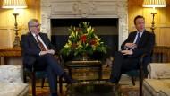 Cameron berät mit Juncker über britische EU-Mitgliedschaft