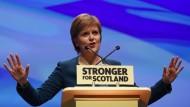 London fürchtet ein Goodbye der Schotten