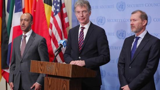 Russland und China verhindern deutschen Plan zu Syrien-Hilfe