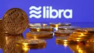Digitales Geld: Die virtuelle Währung Libra soll vom Jahr 2020 an verfügbar sein – in richtigen Münzen wird es sie aber nicht geben.