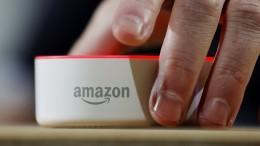 Amazon lässt Mitarbeiter Alexa-Befehle abtippen