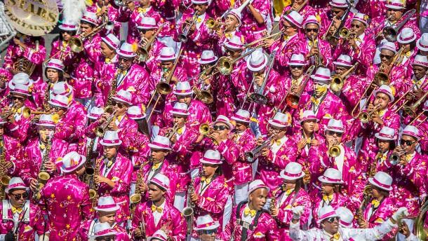 Kapstadt, Klopse, Karneval