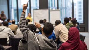 Was Integrationsklassen für Flüchtlinge leisten