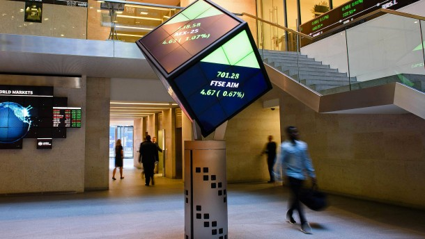 Finanzbranche lehnt Fusion mit Börsensitz in London ab
