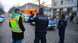 Potsdamer Weihnachtsmarkt evakuiert