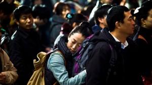 Aus der Welt der Wutbürger Chinas