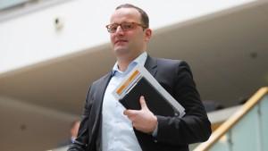 SPD fordert Spahn zu Verzicht oder Rücktritt auf